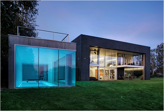 The Safe House | By Kwk Promes Architects | Image