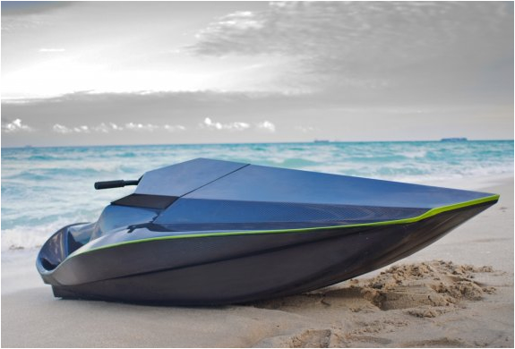 SAMBA XRS ELECTRIC JETSKI | BY SILVEIRA CUSTOMS | Image