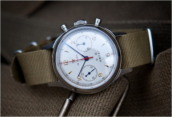 Seagull 1963 Air Force Watch | Image