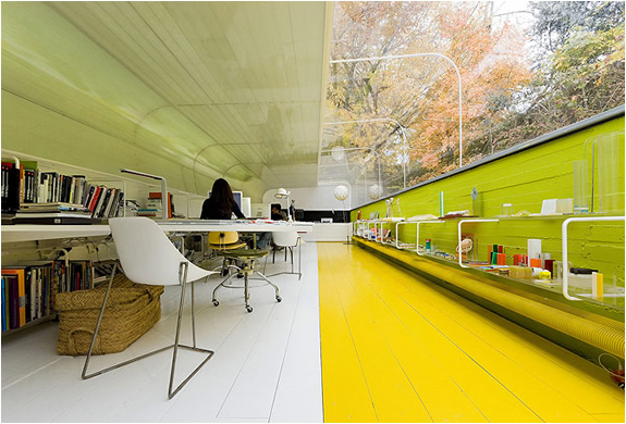 interesting office spaces. img_selgas_cano_office_4jpg inside the interesting office space spaces b