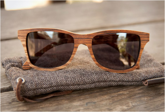 Shwood X Ransom Canby Sunglasses | Image