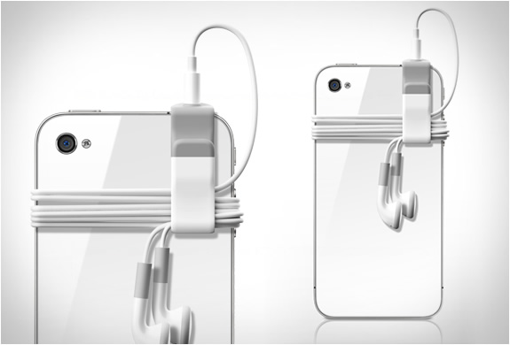 SINCH | KEEP EARBUDS TANGLE FREE | Image
