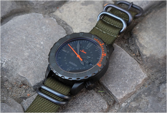 Sinn U2 Watch | Limited Edition For Solebox | Image