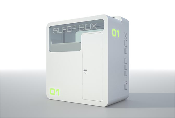 SLEEPBOX | Image