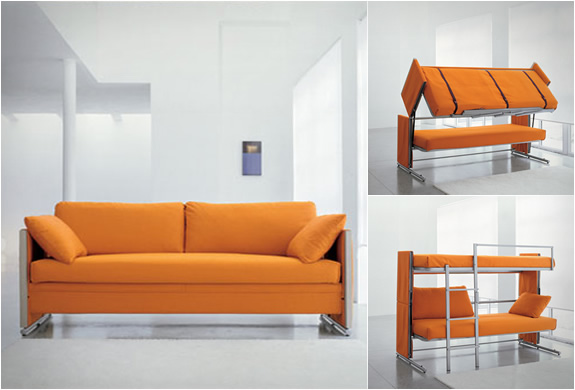 Image result for sofa set that converts to bed