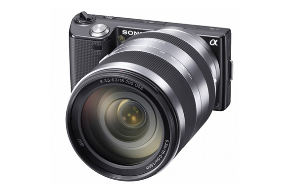 SONY NEX-5 ULTRA COMPACT DIGITAL CAMERA | Image
