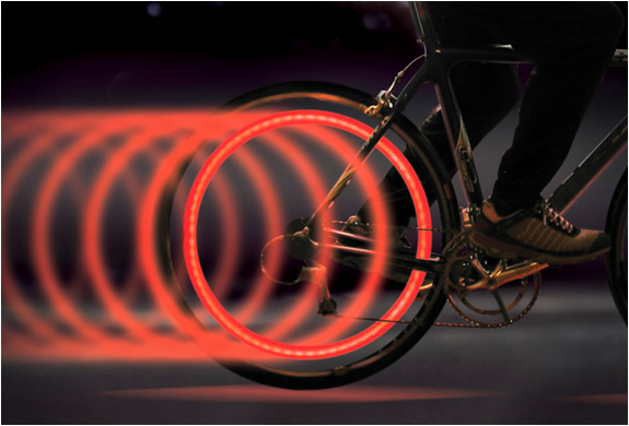 Spokelit Bicycle Light | Image