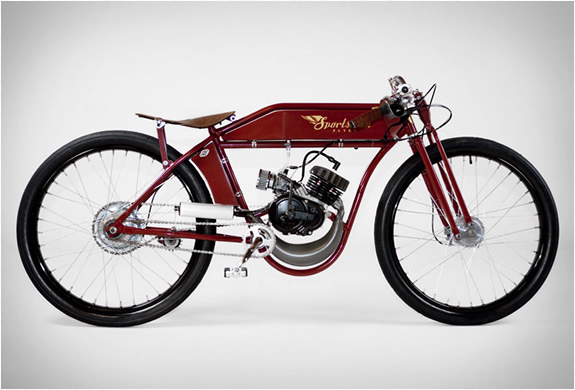 Sportsman Flyer | Motorized Bicycles | Image