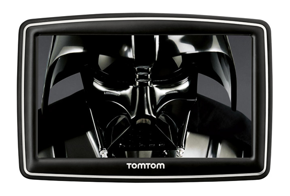 STAR WARS VOICES FOR TOMTOM GPS | Image