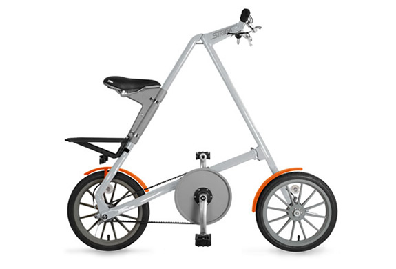 Limited Edition Strida Mk2 Folding Bike | Image