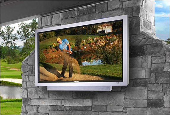 OUTDOOR TV | BY SUNBRITE | Image