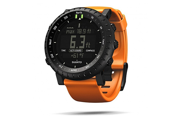 SUUNTO CORE ORANGE BLACK WATCH | Image
