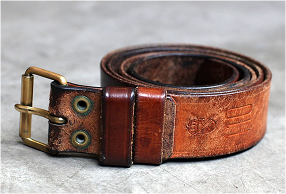 SWEDISH ARMY VINTAGE BELT | Image