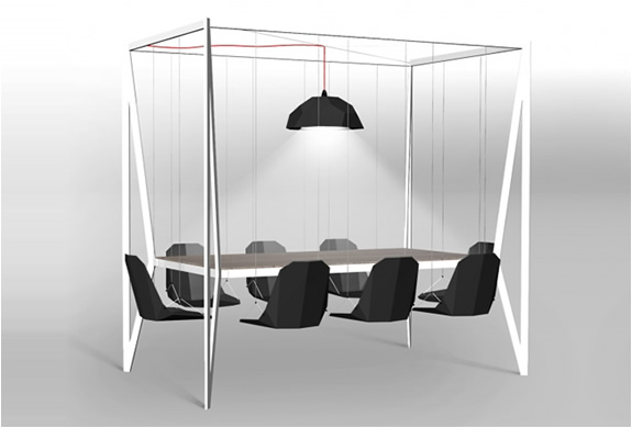 Swing Table | By Duffy London | Image
