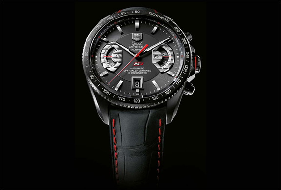 TAG HEUR GRAND CARRERA CHRONOGRAPH WATCH | Image