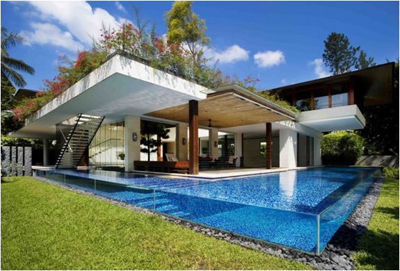 THE TANGGA HOUSE SINGAPORE | BY GUZ ARCHITECTS | Image