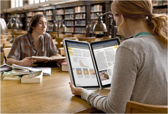 THE KNO | DUAL SCREEN TABLET FOR TEXTBOOKS | Image