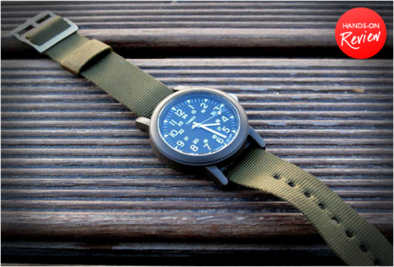 TIMEX EXPEDITION CAMPER WATCH | Image
