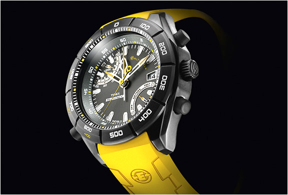 TIMEX EXPEDITION WATCH | Image