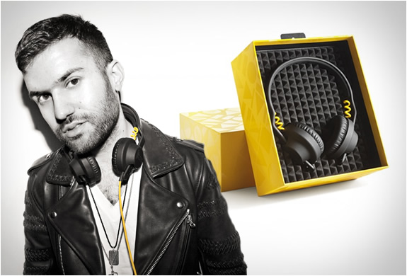 TMA-1 FOOLS GOLD EDITION HEADPHONES | Image