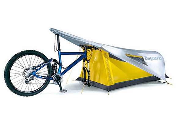 Topeak Bikamper | One Person Tent | Image