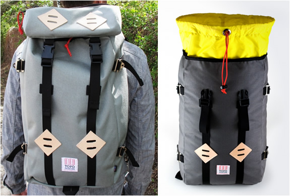 KLETTERSACK | BY TOPO DESIGNS | Image