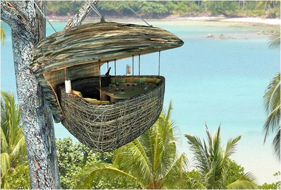 TREE DINING POD | SONEVA KIRI RESORT THAILAND | Image