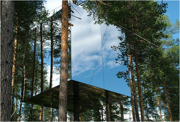 Tree Hotel | Sweden | Image