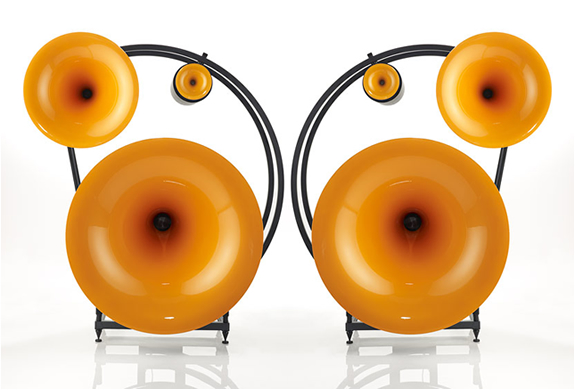 Trio Classico Speakers | By Avantgarde | Image