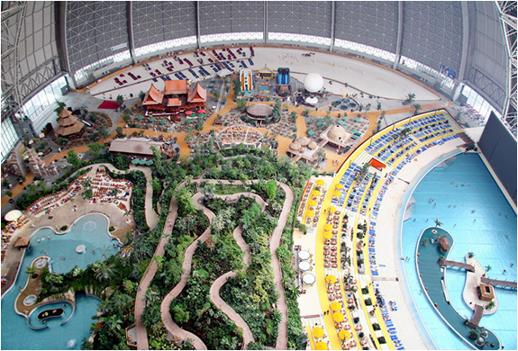 TROPICAL ISLANDS RESORT | WORLD´S LARGEST INDOOR WATER PARK | Image