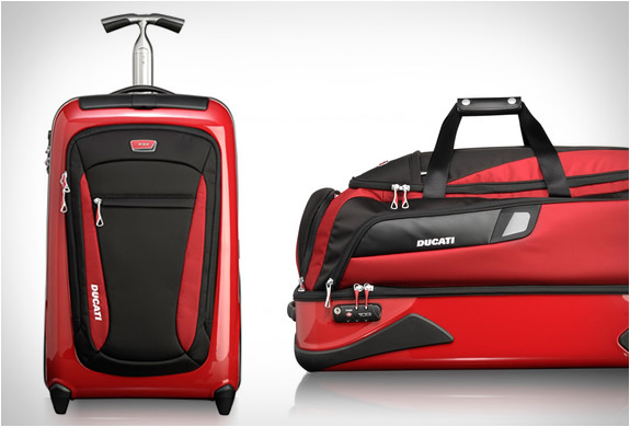 DUCATI LUGGAGE COLLECTION | BY TUMI | Image