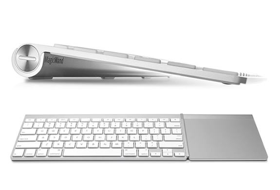 Magicwand | Connects Magic Trackpad To Apple Wireless Keyboard | Image