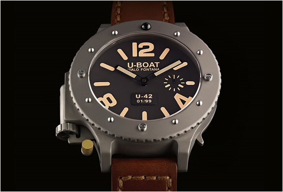 U-BOAT U 1942 LIMITED EDITION WATCH | Image