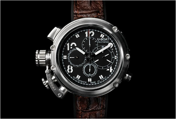 U-51 Rattrapante Limited Edition Watch | By U-boat | Image