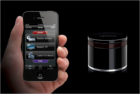 UNITYREMOTE | UNIVERSAL REMOTE FOR IPAD IPHONE AND IPOD TOUCH | Image