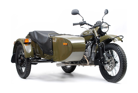 URAL PATROL T SIDECAR MOTORCYCLE | Image
