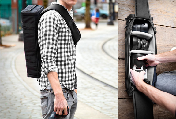 URBAN QUIVER CAMERA BAG | Image