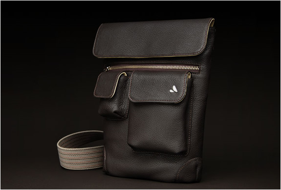 Messenger Bag For Ipad | By Vaja | Image
