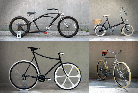 VANGUARD LIMITED EDITION BICYCLES | Image