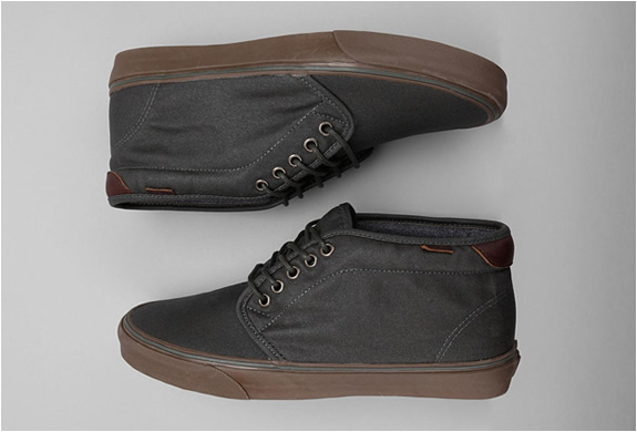 Vans Chukka Boot | From The Dennis Hopper Collection