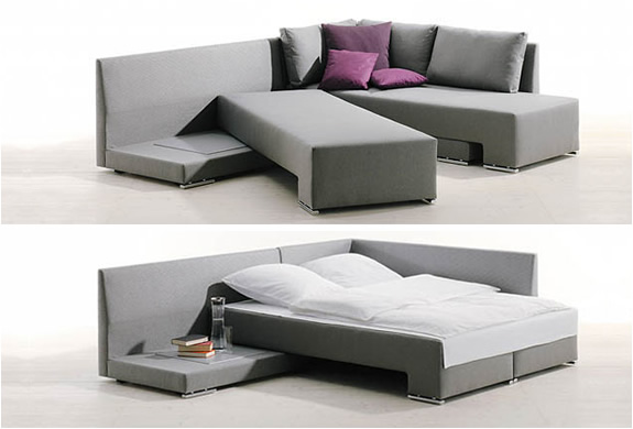 Clever Sofa Bed System | By Die Collection | Image