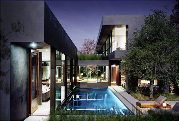 VIENNA WAY RESIDENCE | BY MARMOL RADZINER ARCHITECTS | Image