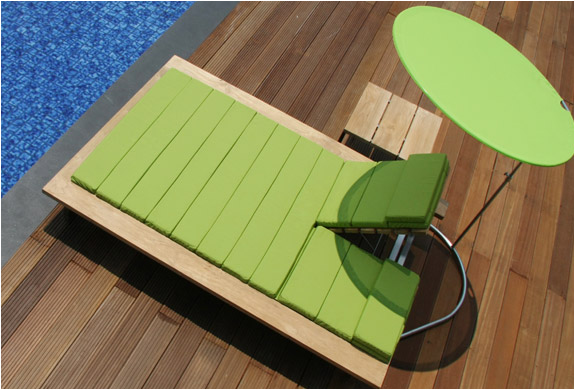 Outdoor Minimalist Furniture | By Viesso | Image