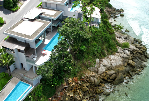 BREATHTAKING OCEANFRONT VILLA CHI FOR RENT | PHUKET THAILAND | Image