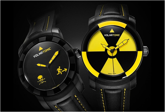 VOLNATOMIC WATCHES | BY VOLNA | Image