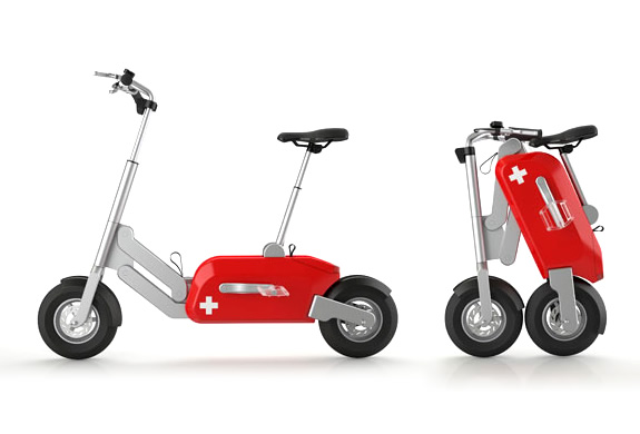 VOLTITUDE ELECTRIC SCOOTER | Image