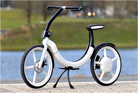 VOLKSWAGEN FOLDING ELECTRIC BIKE | Image