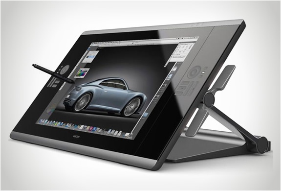 WACOM CINTIQ 24HD | INTERACTIVE PEN DISPLAY | Image