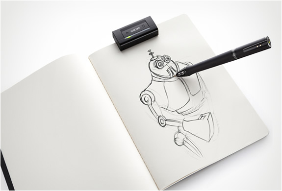 Wacom Inkling | Digitally Captures What You Draw | Image