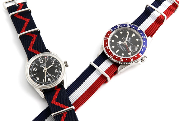 WATCH NATOSTRAPS | BY STEVE & CO | Image